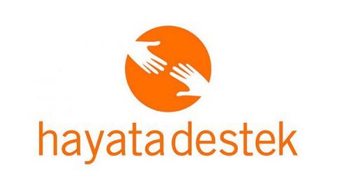 Hayata Destek Logo